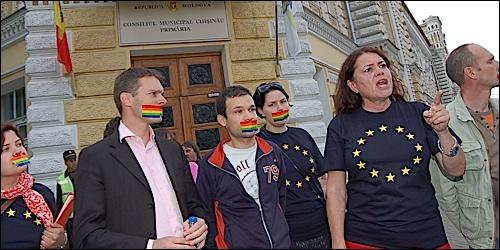 Moldova sex tourism