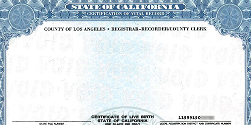california considers gender neutral birth certificate language ...