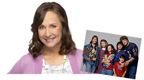 Laurie Metcalf the mccarthys
