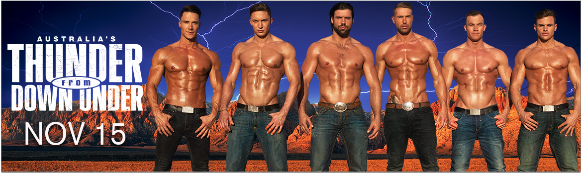Soundboard Presents Thunder From Down Under Pride Source